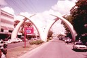 elephant tusks at moi avenue